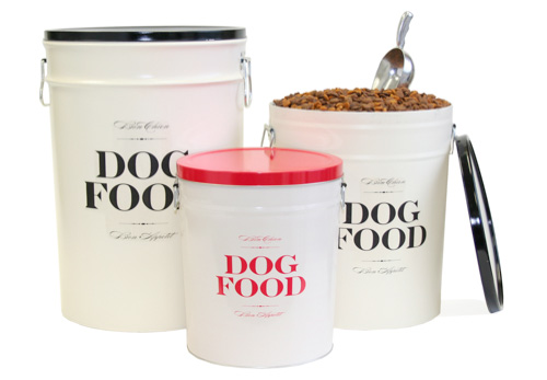 Merveilleux The Bon Chien Dog Food Storage Canister Is Available May 1st From Harry  Barker.